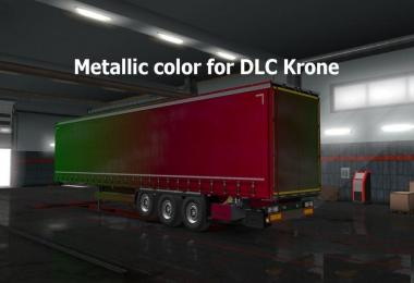 Metallic for Krone 1.32.x