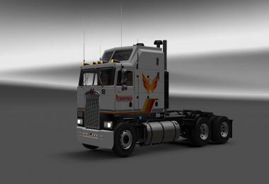 KENWORTH K100 SCANDIFRESH SKIN v1.0