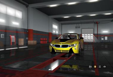 BMW i8 2016 1.31 & 1.32.x