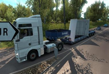 AI Traffic Mod: AI Traffic Trailer Pack 1.32