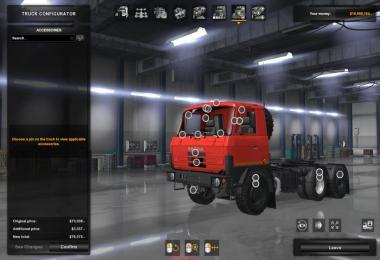 [ATS] Tatra 815 for ATS 1.32.x