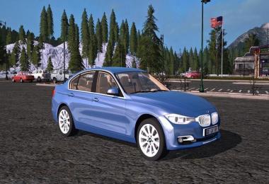 BMW 328i F30 v1.0