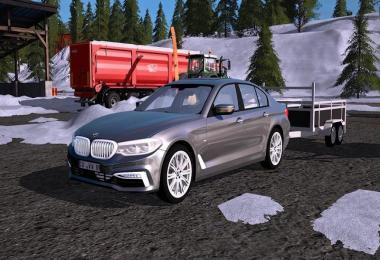BMW 540i xDrive G30 v1.0