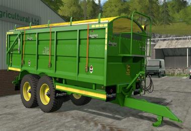 Broughan silage/grain trailers v1.1
