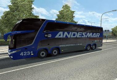 BUS G7 1800 DD 8X2 ARGENTINA 1.31