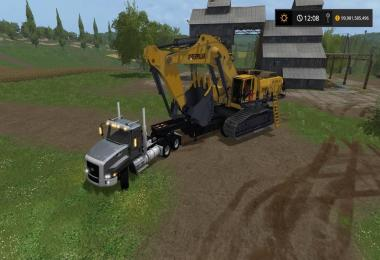 Cat Excavator 289C v1.0