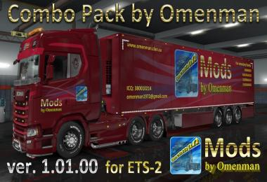 Combo Pack by Omenman v1.01.00