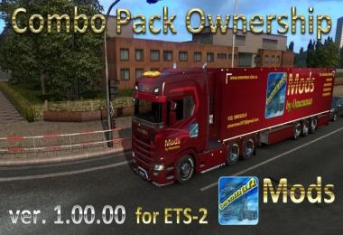 Combo Pack Ownership by Omenman v1.00.00