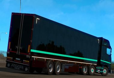 ComboSkin Power Actors For ETS2 1.32