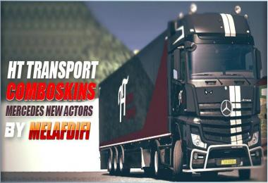 Comboskins HT Transport For ETS2 1.32