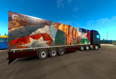 ComboSkins Jordanie Mp4 For ETS2 1.32