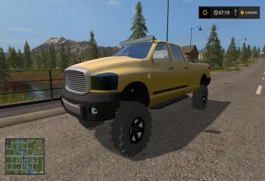 Dodge 2500 W/ 8 in tip v1.0