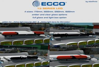 Ecco beacon bars add-on for Kelsa lightbar packs by obelihnio v1.1