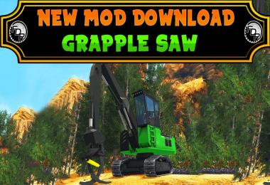 FDR Logging - Grapple Saw Loader v1.0
