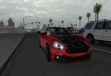 Fiat 124 Spider (Abarth) v1.0