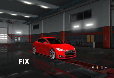 Fix for the car Tesla Model S v1.0