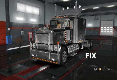 Fix for truck International Eagle 9300i v1.0