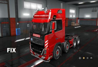 Fix for truck Volvo FH 2009 Classic v1.0