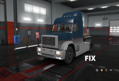 Fix for truck Zil-5423 MMZ v1.0