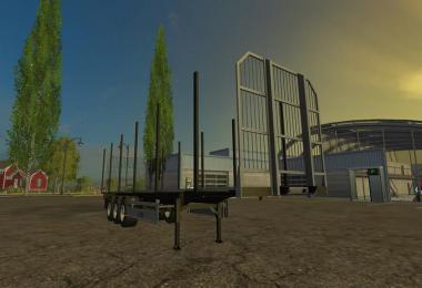 Fliegl Universal Semitrailer autoload v1.6