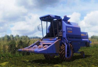 FMZ Z930 Rekord NH maize cutter v1.0