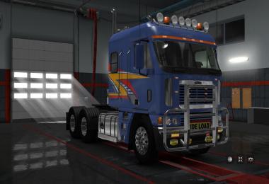 Freightliner Argosy v2.3.3 for ATS upd 17.09.18 [1.32]