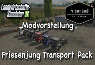 Friesenjung Transport Pack v1.1.0.0