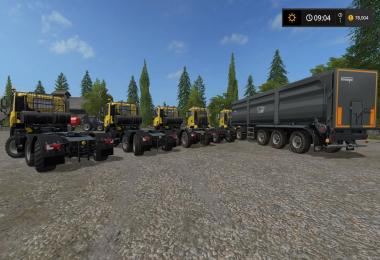 FS17 Updates by Stevie