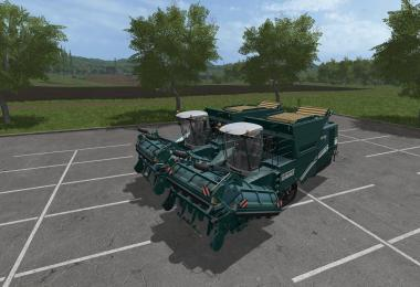 Grimme Tectron415 Potato / SubarBeet Update v3.0