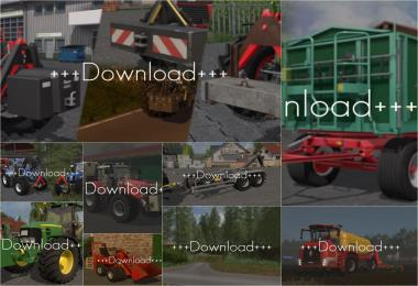 Gamer8250 Mods Pack v1.0