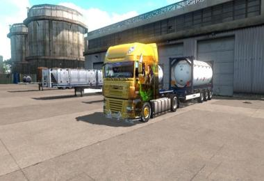 Gooseneck Trailers (owned) v1.0