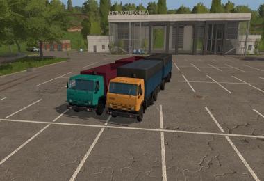 Kamaz 53212 Czap 8357 v2.0