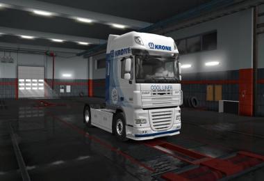 Krone skin for DAF XF 105 SCS 1.32.x