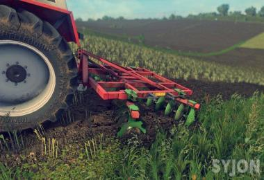 MarTech P-315 disc harrow v1.0