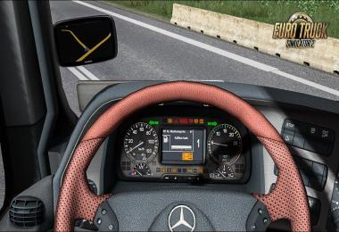 Mercedes MP3 Dashboard Computer 1.32