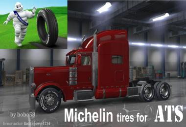 Michelin tires for ATS 1.32.x