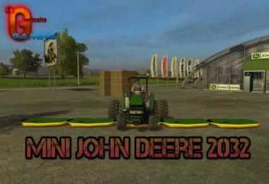 Mini John Deere 2032r v1.0
