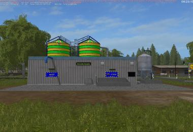 Mist Guelle Anlage placeable v1.0