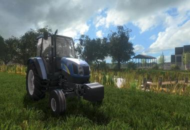 New Holland T5000 v1.1.0