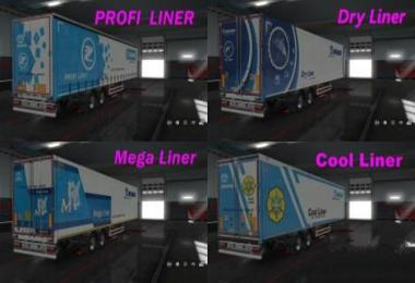New Krone Ownership Trailer Skins 1.32