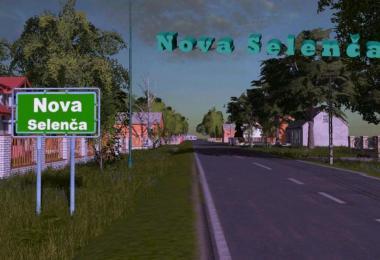 Nova Selenca Map v1.0