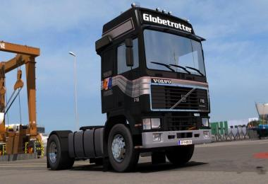 Original Volvo F16 470 Paint Job v1.0