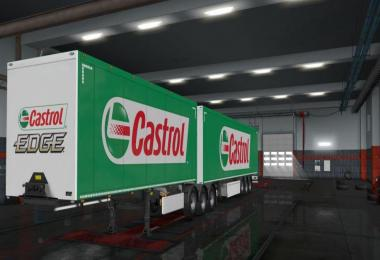 Owned Trailer Castrol Skins v1.0