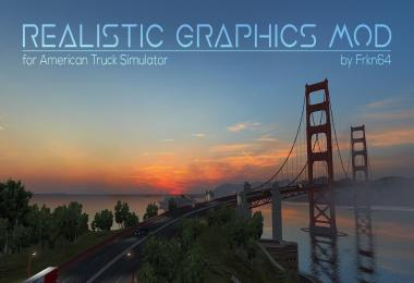 Realistic Graphics Mod v2.1.4 released 1.32.x