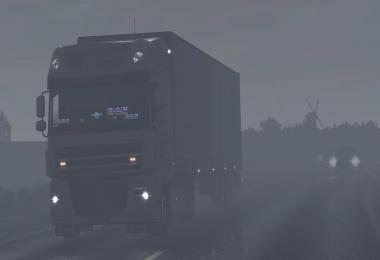 Realistic Rain & Fog & Thunder Sounds v3.8