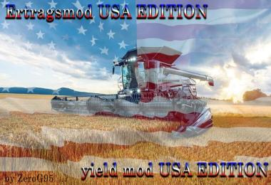 Realistic Yield USA Edition with Oats, Rye and Triticale v1.9.0