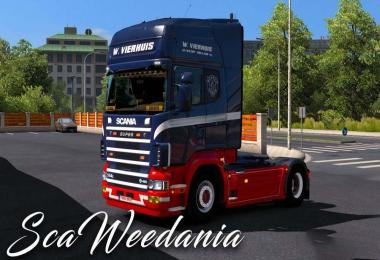 Riley Transport – Scania 4 Series Metallic 1.32