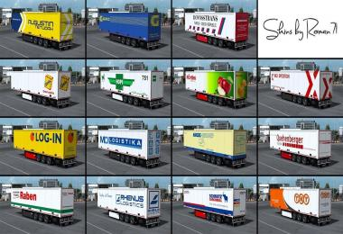 Schmitz S.KO Express Skin Pack v1.0
