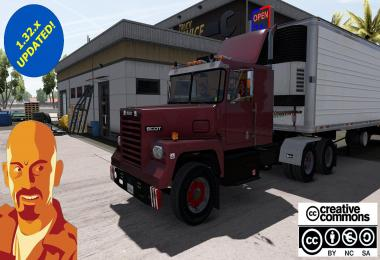 SCOT A2HD ATS edited by CyrusTheVirus ATS 1.32.x