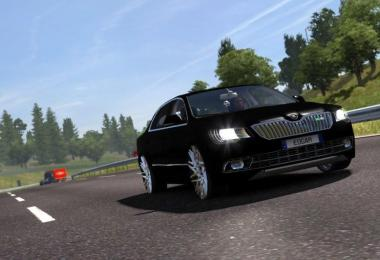 Skoda SuperB RS Edit by Edgar v6.0